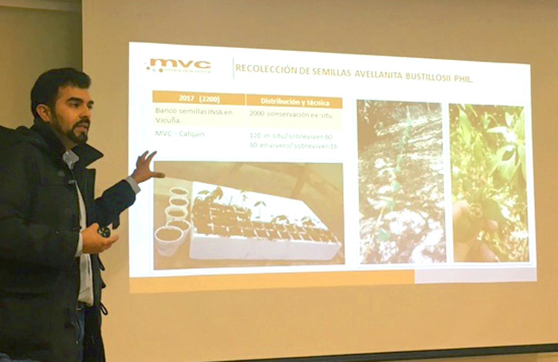 MVC expone ante Comité de Medio Ambiente de SONAMI