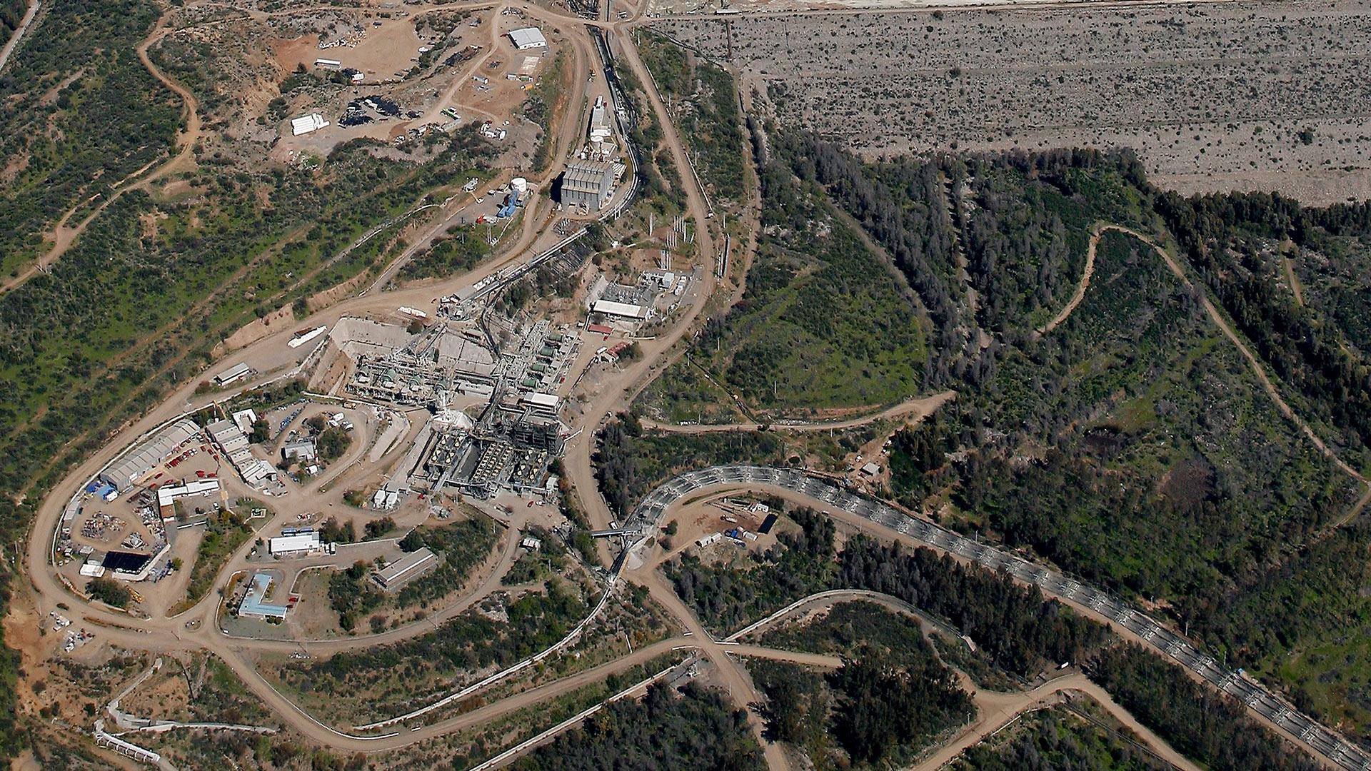Líder en la recuperación de cobre y molibdeno a partir de descartes mineros