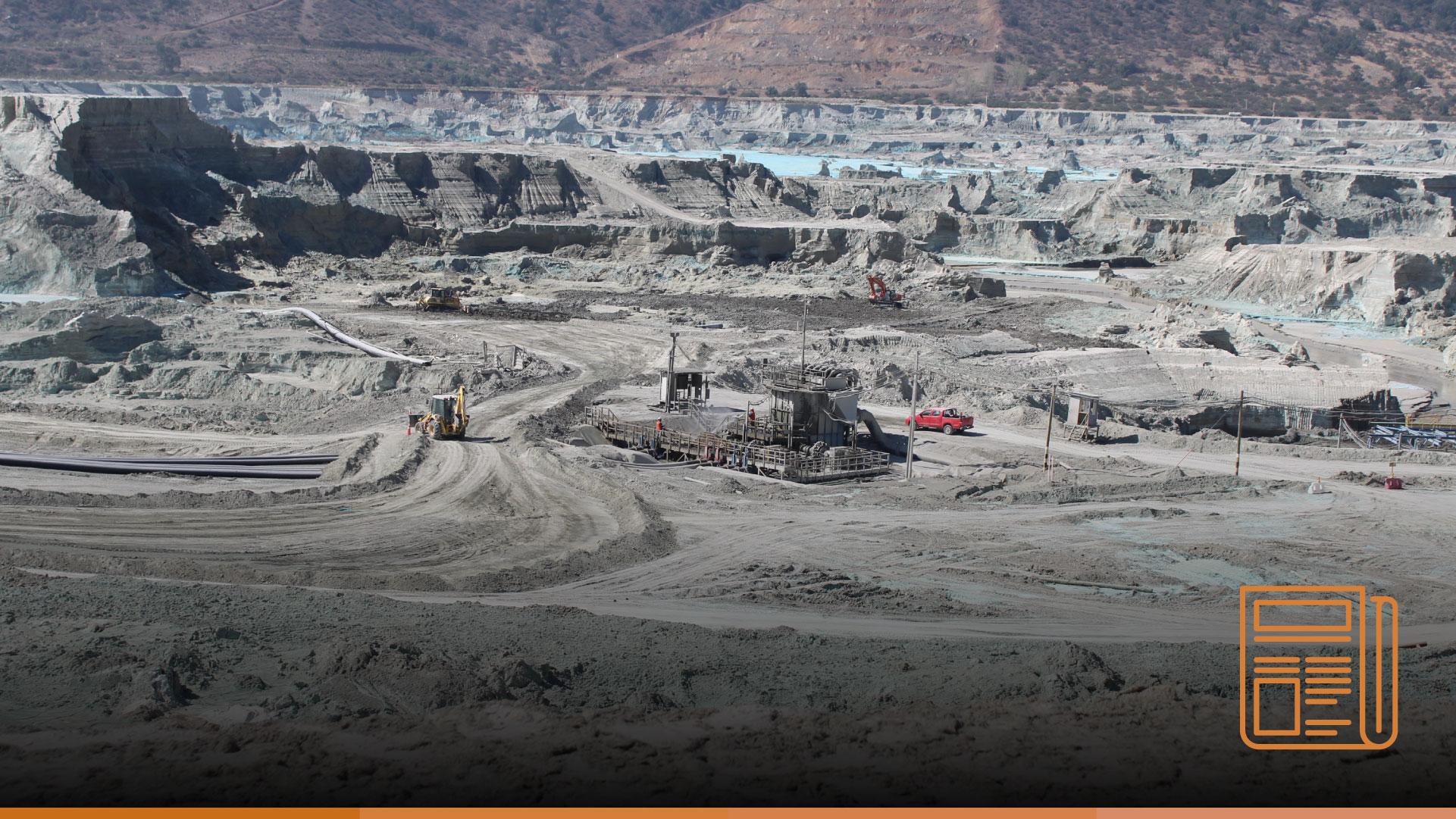 La riqueza detrás de un pasivo minero.