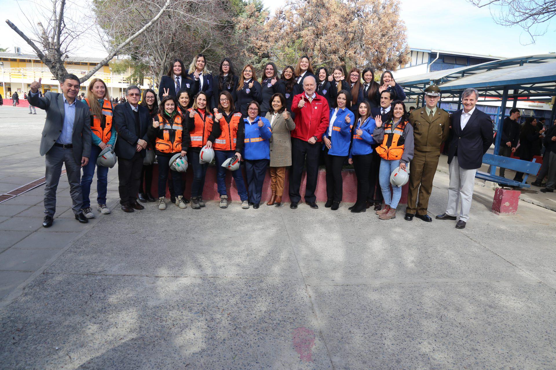 Ministro de Minería lanzó cuarta versión del Programa Mentorías